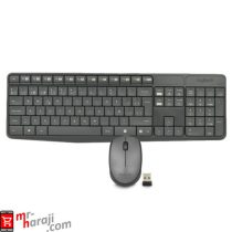 Logitech MK235 Wireless Mouse and Keyboard