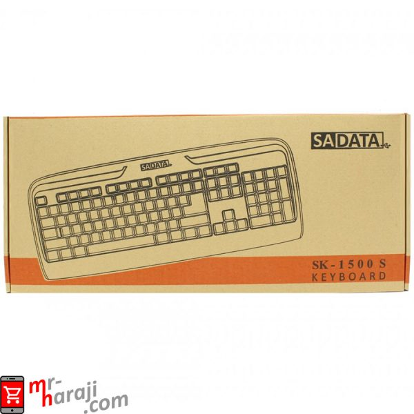 SADATA SK-1500 Multimedia Keyboard mr-haraji.com