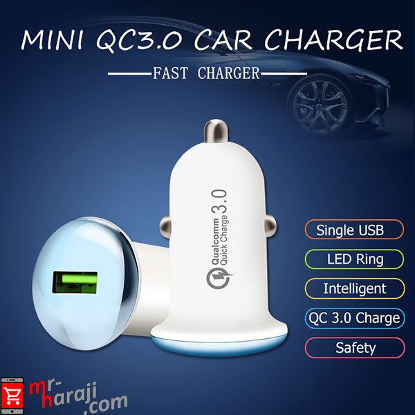 car charger WKN 88 QC 3.0